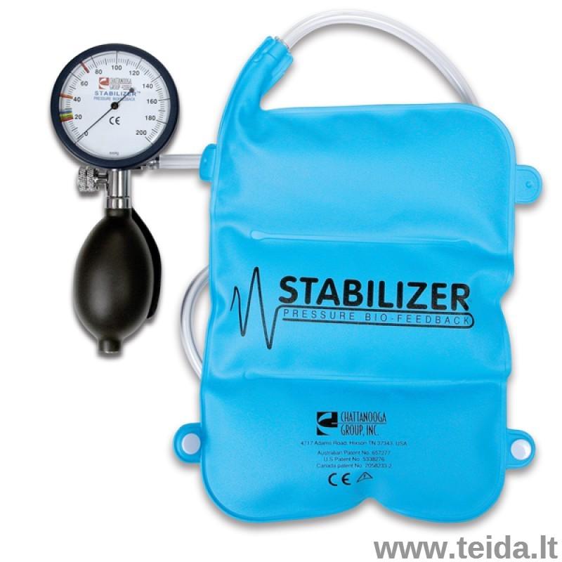 STABILIZER diagnostikos ir treniruočių įrenginys