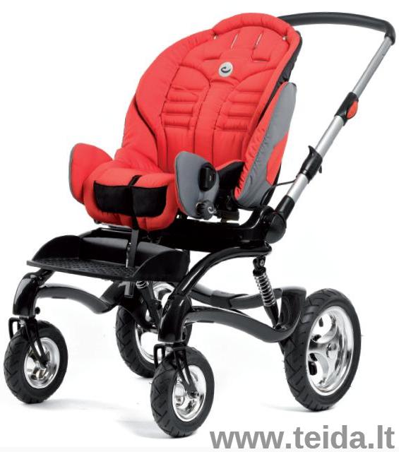 Palydovo valdomas vežimėlis vaikams R82 Stingray