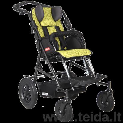 Palydovo valdomas vežimėlis PATRON Tom4 Classic