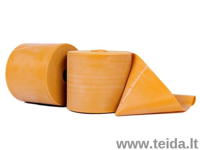 Thera-band elastinė juosta su lateksu, aukso
