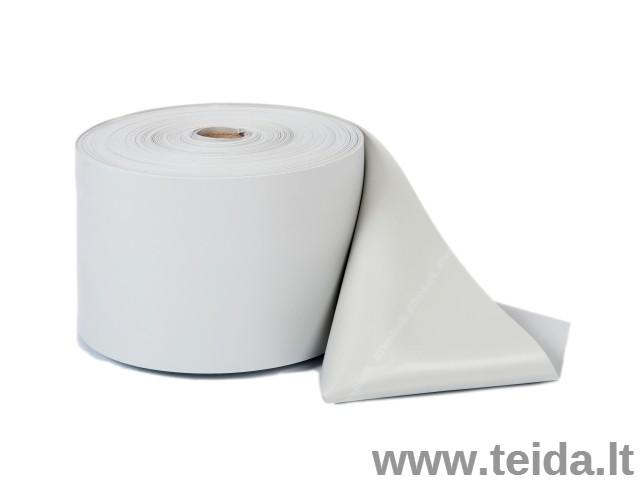 Thera-band elastinė juosta su lateksu, sidabro