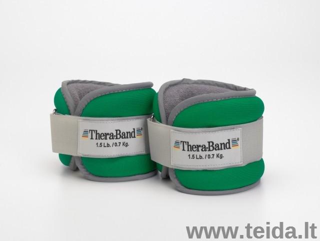 Thera-band svareliai-apyrankės 0,7 kg