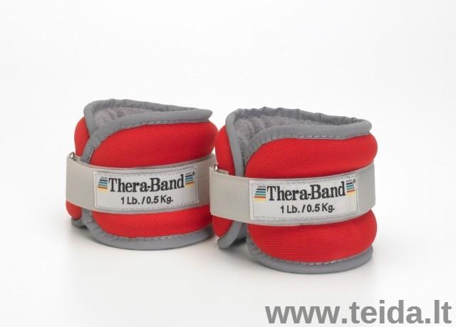 Thera-band svareliai-apyrankės 0,5 kg