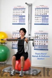 Thera-Band reabilitacijos ir sveikatingumo sistema