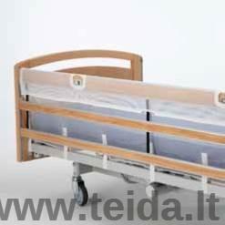 Tinklinis lovos šono uždangalas