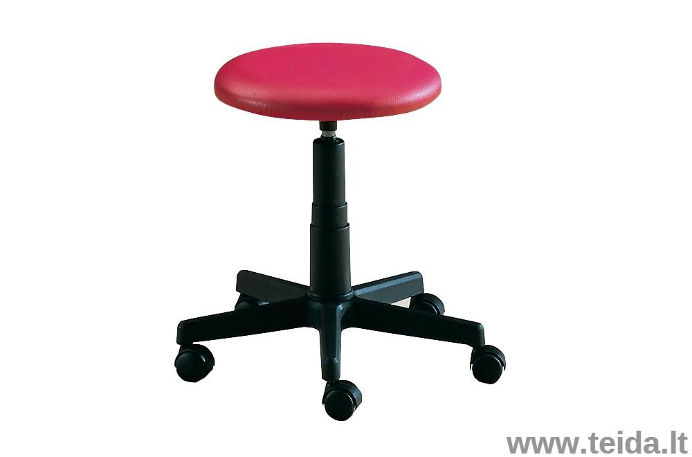 Apvali masažisto kėdė