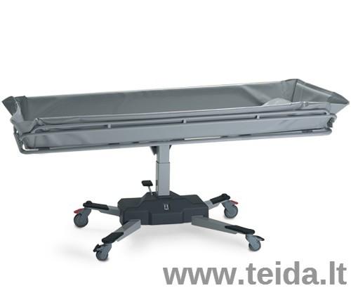 Hidraulinis vežimėlis TR 2000