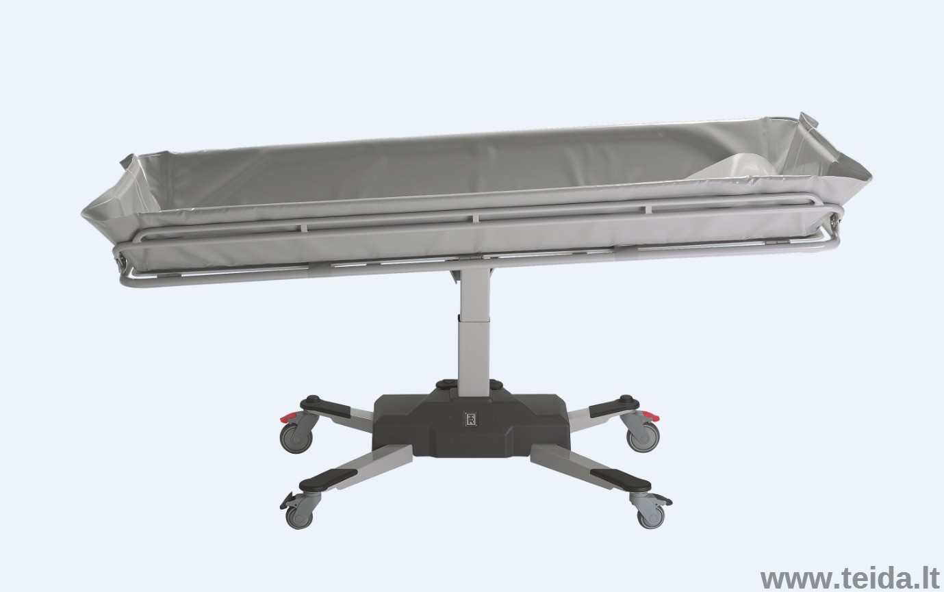 Hidraulinis vežimėlis TR 3000