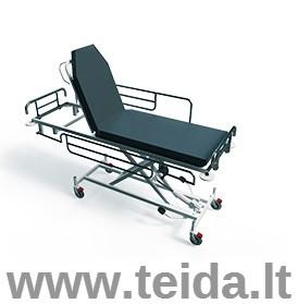 Hidraulinis gulinčio ligonio transportavimo vežimėlis TSH