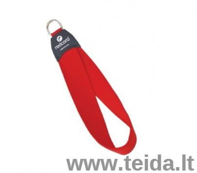 Redcord diržas-rankenėlė su metaliniu žiedeliu/pora
