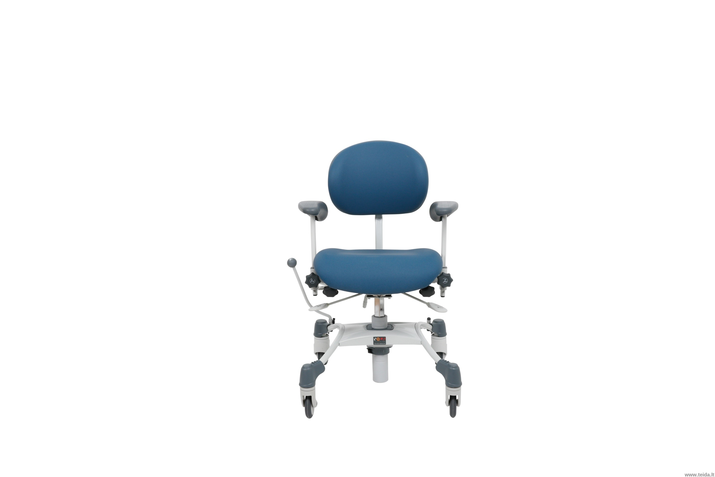 Vela ergoterapinė kėdė skirta MOTOmed