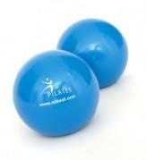 Svoriniai kamuoliai SISSEL® Pilates Toning Ball, 450 g