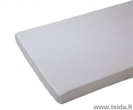 Drėgmės nepraleidžianti paklodė su guma 100cmx200cm