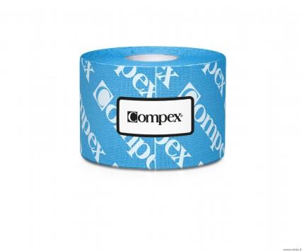 COMPEX kineziologinis teipas, mėlynas