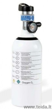 1,7 l deguonies balionas su konserveriu