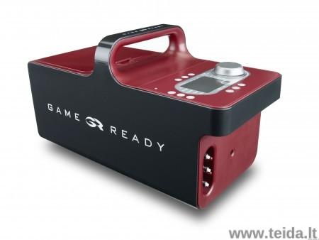 Šalčio ir aktyvios kompresijos terapijos aparato Game Ready GRPRO 2.1 su įtvaru nuoma