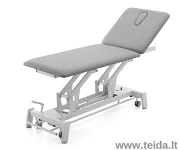 Elektrinis stalas perrengimui ir diagnostikai