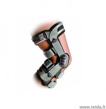 DonJoy kelio osteoartrito įtvaras ADJUSTER 3, vidinis, kairei kojai, M dydis