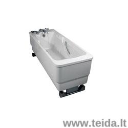 Reguliuojamo aukščio masažinė vonia Comfortline II