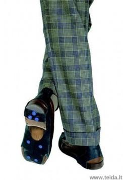 Apsauga ant batų nuo paslydimo (36-41 d.)