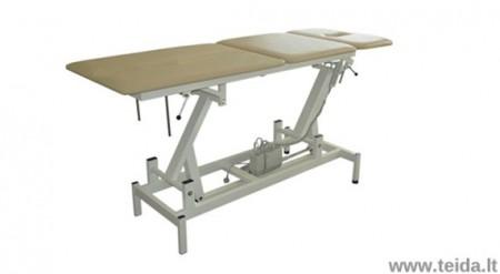 Elektrinis 3-jų dalių masažo (terapinis) stalas 200002EL-3