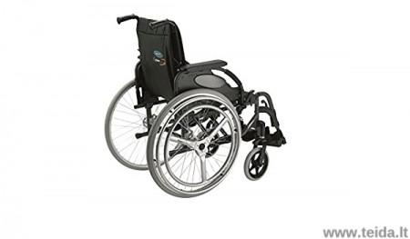 INVACARE Action 3NG, neįgaliojo vežimėlis, vienpusio varymo, 43 cm