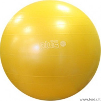 Gymnic Classic Plus kamuolys 75 geltonas