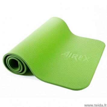Airex mankštos kilimėlis Fitline 180 kiwi