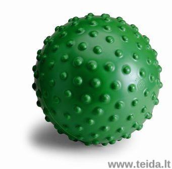 Gymnic© masažo kamuolys Aku Ball