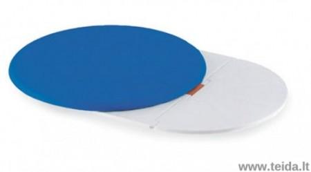 Persikėlimo ir pasisukimo diskas AquatecTrans, mėlynas