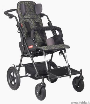 Palydovo valdomas vežimėlis PATRON Ben4 Plus