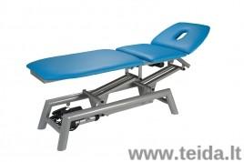 Elektrinis 3-jų dalių masažo (terapinis) stalas Beryl II