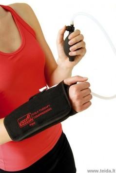 SISSEL® kompresinis šaldantis įtvaras riešui