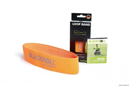 Guma-kilpa Blackroll®, oranžinė