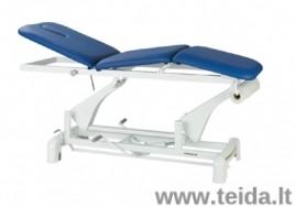 Hidraulinis 3-jų dalių masažo (terapinis) stalas C3725