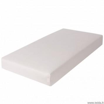Drėgmės nepraleidžianti paklodė su guma