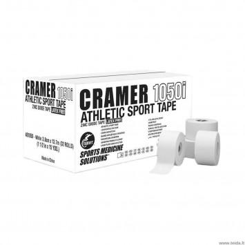 CRAMER atletinis neelastinis teipas CRAMER 1050i, 3,8cm x 13,7m
