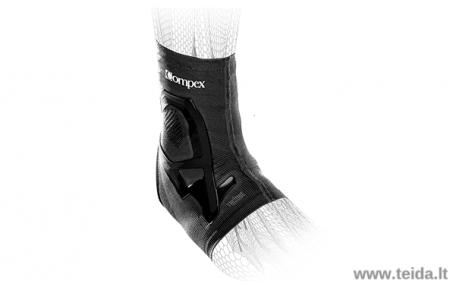 COMPEX čiurnos įtvaras Trizone Ankle, L dydis