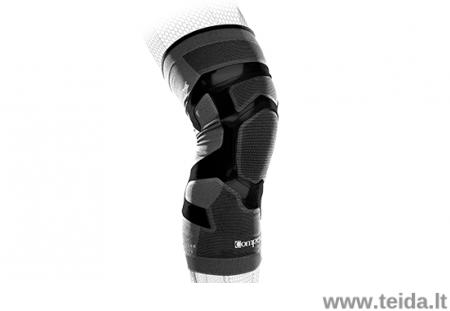COMPEX kelio įtvaras Trizone Knee, XL dydis, kairei kojai