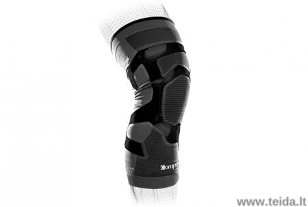 COMPEX kelio įtvaras Trizone Knee, S dydis, kairei kojai