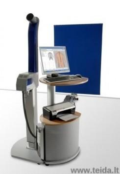 DIERS Formetric 4D stuburo ir laikysenos diagnostinė sistema