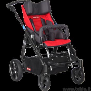 Palydovo valdomas vežimėlis PATRON Dixie Plus