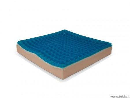 Antipragulinė sėdynėlė Relax Duo-Profile 45x40cm.