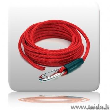 Redcord raudona virvė, 5 m