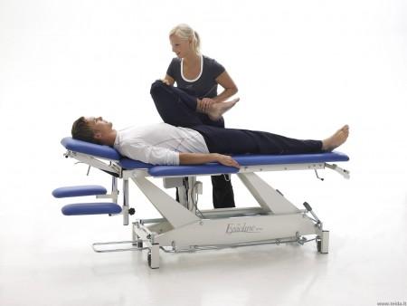 Elektrinis 7-ių dalių masažo (terapinis) stalas FL PRO 450