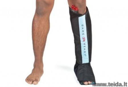 Kompresinis šaldymo kojos įtvaras-mova (bato tipo)