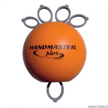 Rankos treniruoklis Handmaster Plus, oranžinis