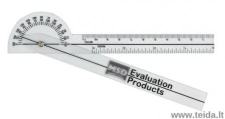 Kišeninis goniometras 15 cm