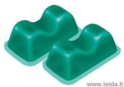 Kulnų pagalvėlės
