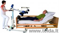 Aktyvių-pasyvių judesių kojų treniruoklio MOTOmed LETTO 2 nuoma